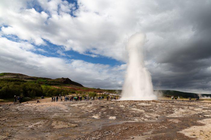 Island kør-selv 8 dage