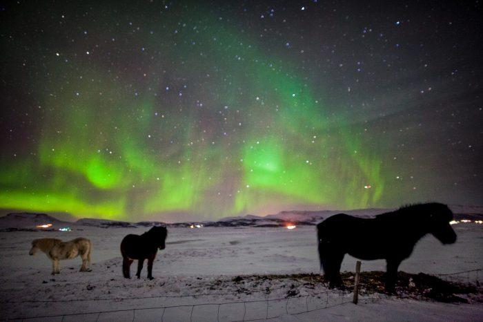 Nordlys i Island kør-selv 5 dage