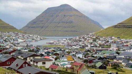 Klaksvik på Færøerne