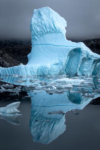 Isbjerg på Sermilik Icefjord