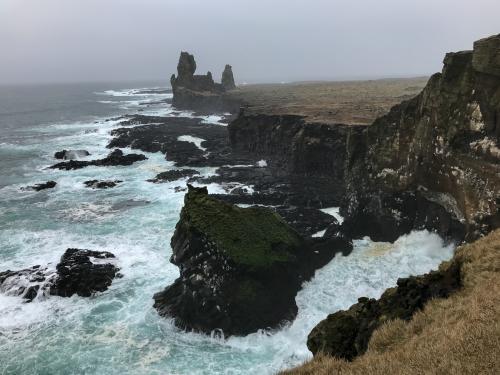 Lóndrangar på Snæfellsnes